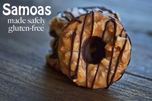 gluten-free samoas