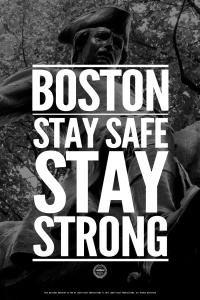 boston stay safe stay strong