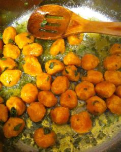 Molly's Sweet Potato Gnocchi