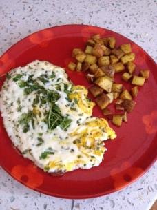Now that's a good lookin' big booty breakfast!